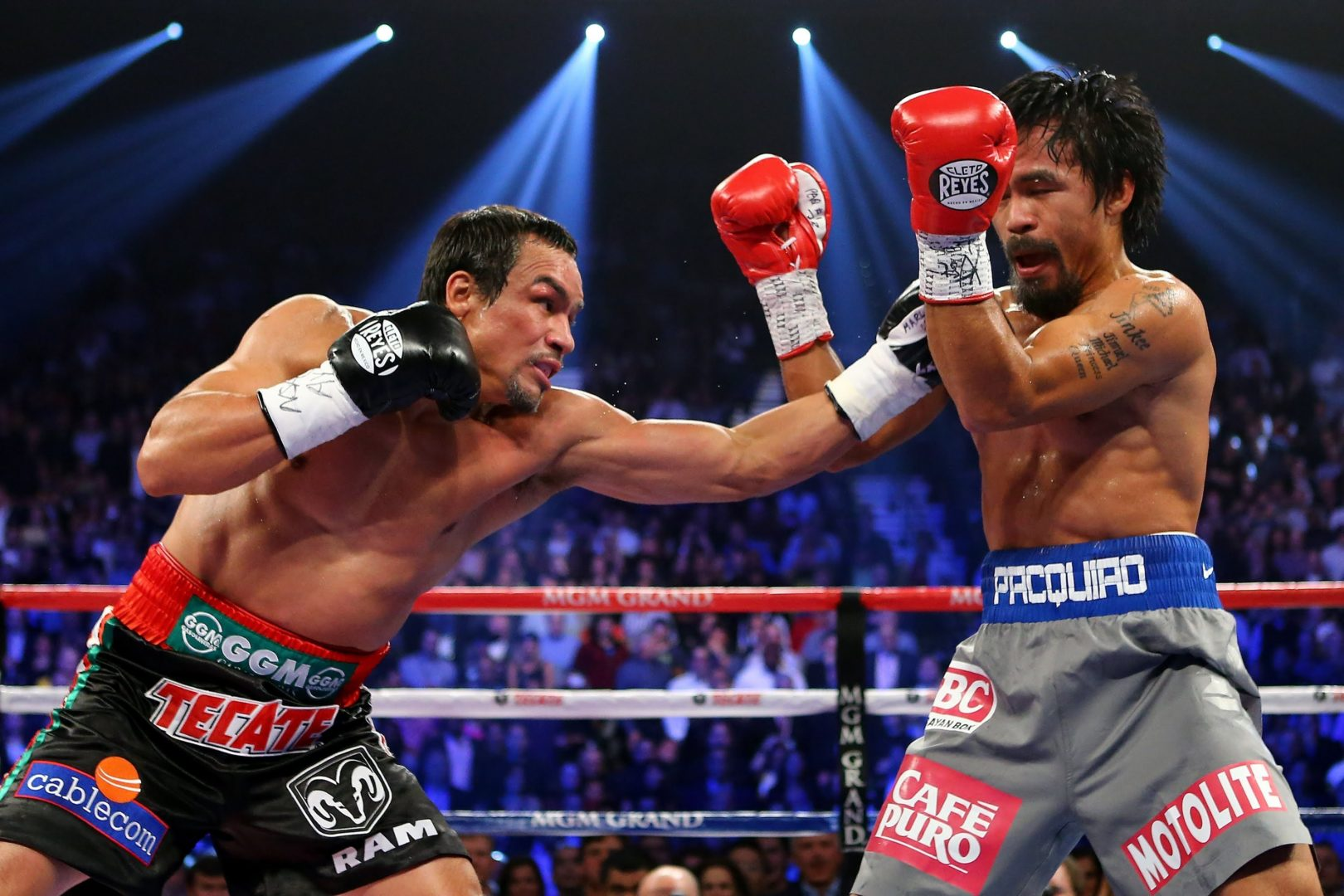 Márquez vs Pacquiao III