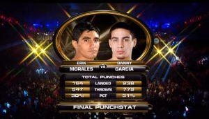 Erik Morales vs Danny García