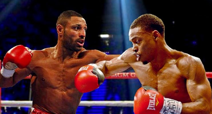Kell Brook vs Errol Spence Jr. Combate completo y Highlights