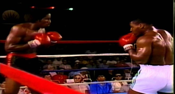 Mike Tyson vs Michael Johnson. La brutal paliza