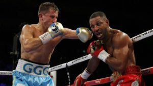 Gennady Golovkin vs Kell Brook Highlights adn KO