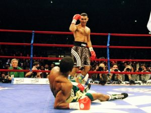 Naseem Hamed vs Kevin Kelley
