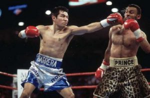marco Antonio Barrera vs Naseem Hamed
