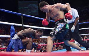 Demarcus Corley vs Miguel Cotto