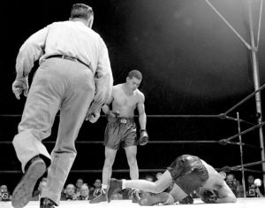 Joe Louis vs Billy Conn I