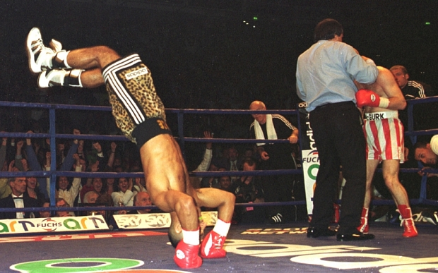 Naseem Hamed vs Billy Hardy