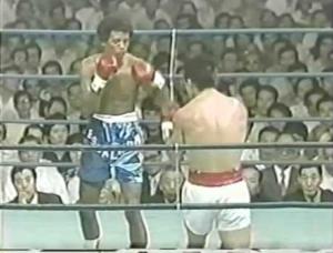 Alfredo Escalera vs Kuniaki Shibata