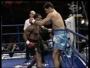 Mike Tyson vs Lou Savarese