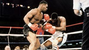 Mike Tyson vs Michael Spinks