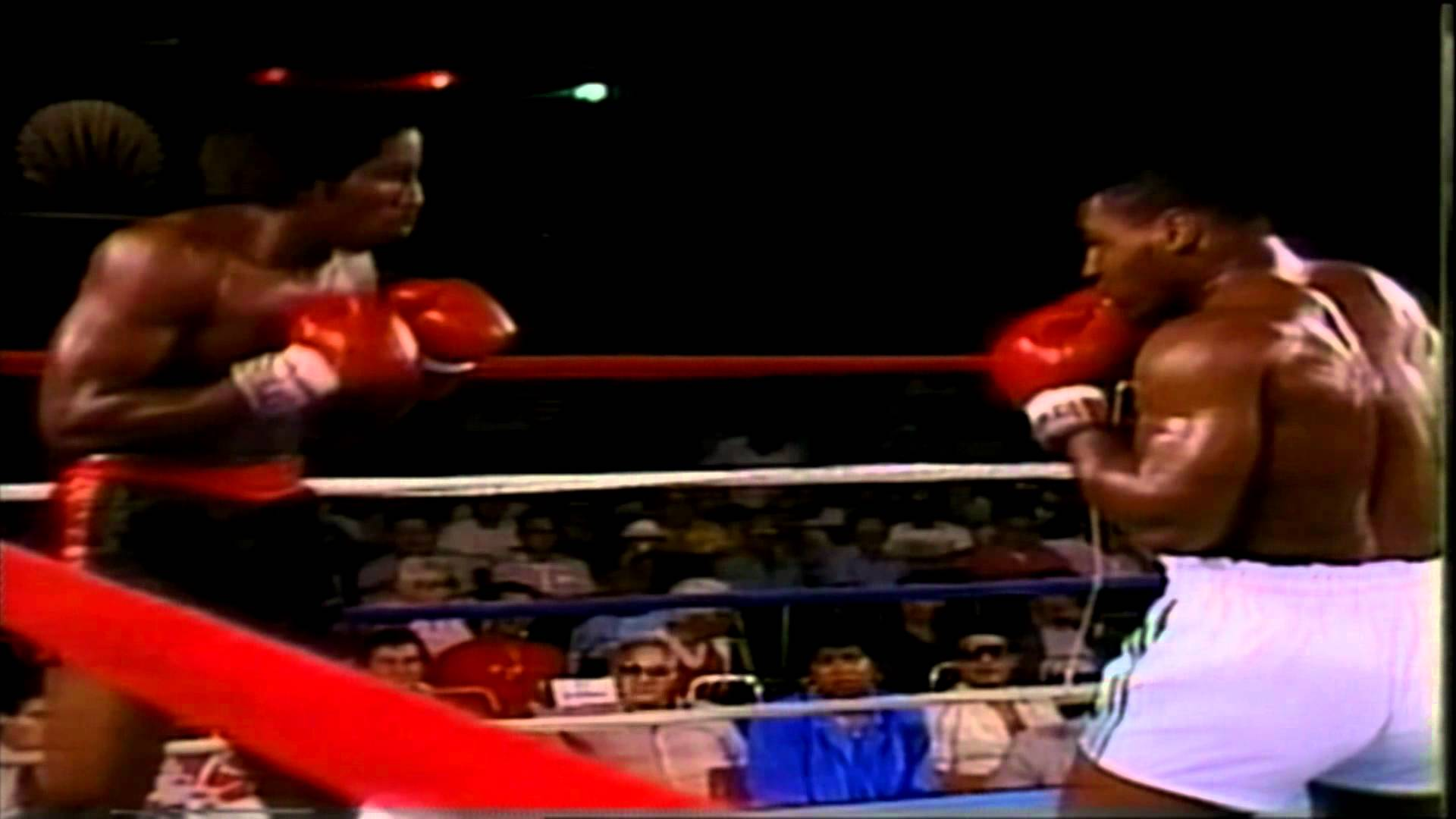 Mike Tyson vs Michael Johnson