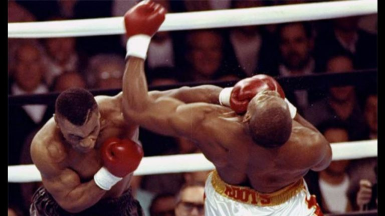 Mike Tyson VS Donovan Ruddock 2
