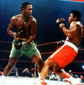 Muhammad Ali vs Joe Frazier 1