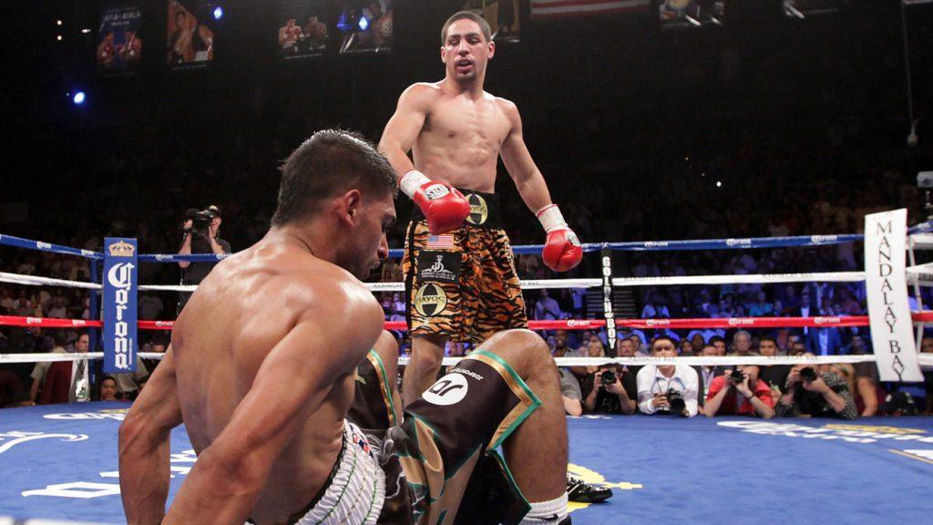 Danny García vs Amir Khan